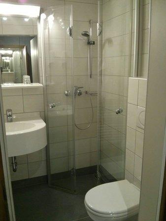 Pension Seirer: Badezimmer