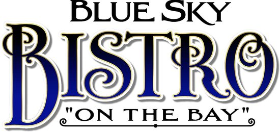Blue Sky Bistro on the Bay: Our new logo