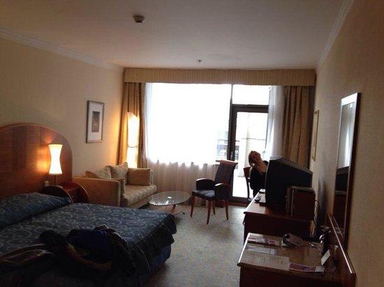 President Hotel Prague : Quarto 521