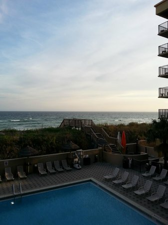 Wyndham Garden Fort Walton Beach Destin: balcony