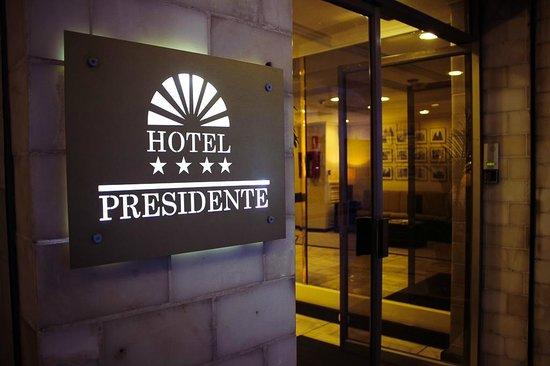 Entrada - Hotel Presidente
