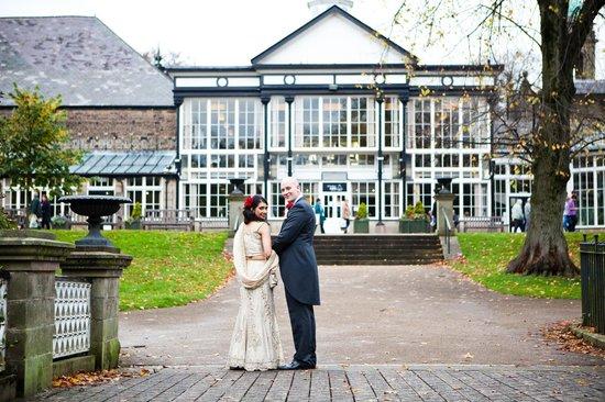 The Old Hall Hotel: Buxton Park