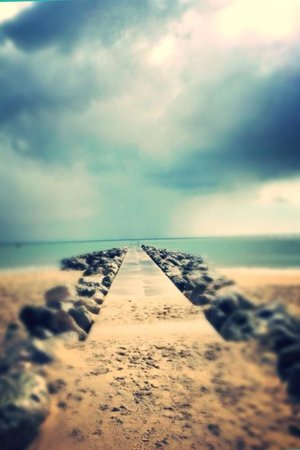 Sandbanks Beach : Love this beach (my photography)