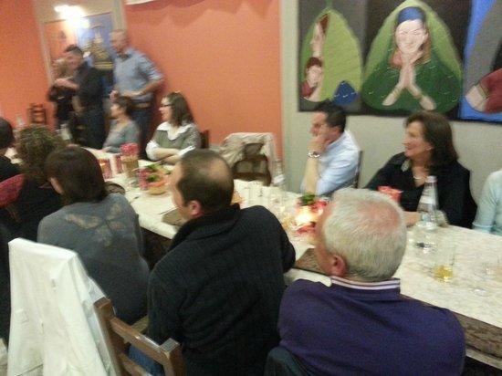 Hotel Ristorante Pizzeria Grillo Verde : festa