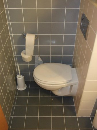 ibis Budapest Heroes Square: The awkward loo!