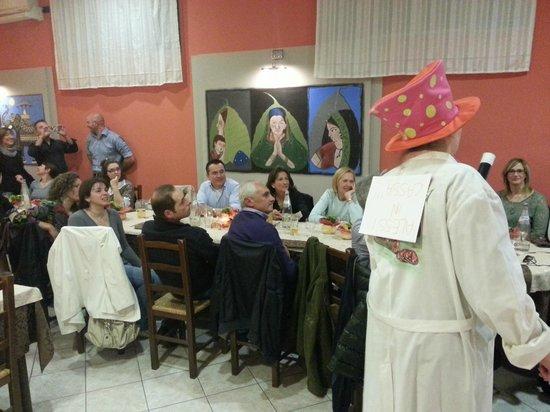 Hotel Ristorante Pizzeria Grillo Verde : divertimento
