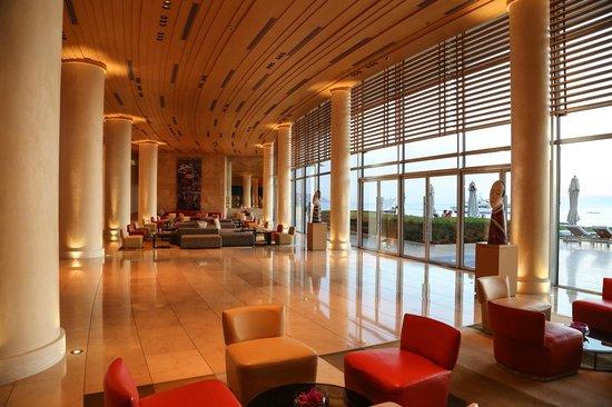 Kempinski Hotel Aqaba Red Sea: lobby