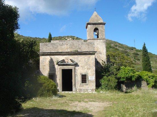 Villa of San Martino : THE HERMITAGE OF SAINT CATHERINE OF ALEXANDRIA