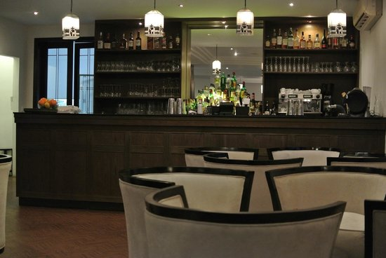 Deco : The bar area