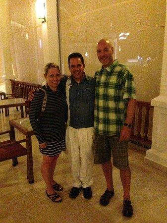 Royalton Cayo Santa Maria: Notre Butler