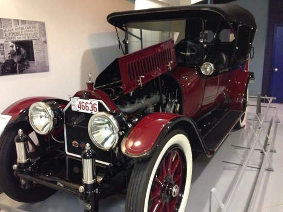 Antique Automobile Club of America Museum: I