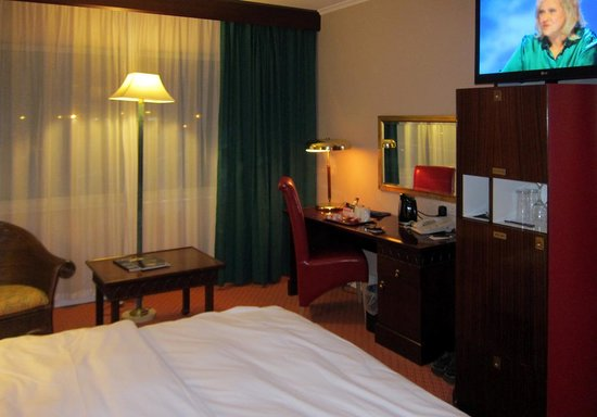 Radisson Blu Hotel, Manchester Airport : Our Room