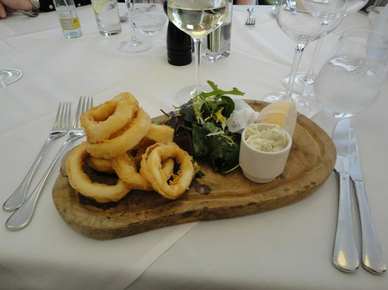 Hotel Indigo Newcastle: Great starter!