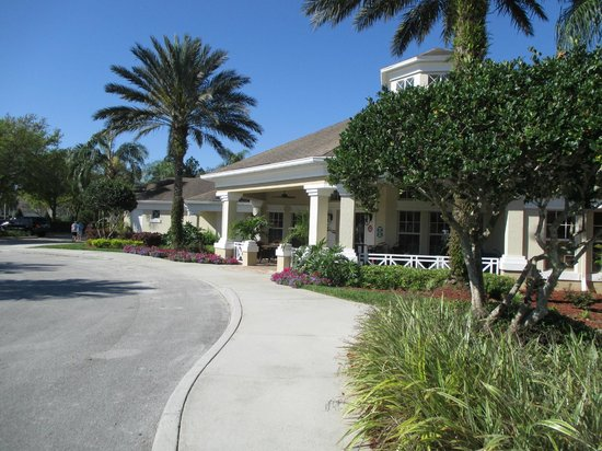 Windsor Palms Resort: The Club House