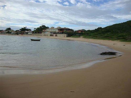 Praia Canto: VISTA hacia el centro