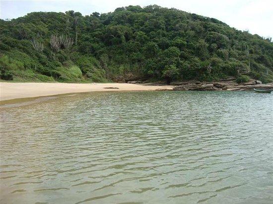 Praia Canto : la calma