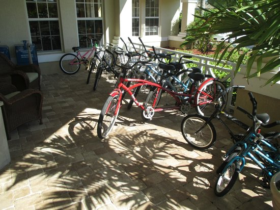 Windsor Palms Resort: Bikes For Hire