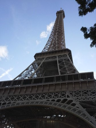 Tour Eiffel : La Torre Eiffel