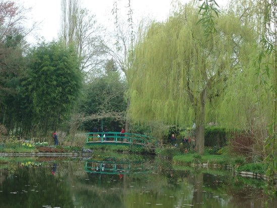 The Clos Normand - Fondation Claude Monet: Fondation Claude Monet - Ponte e Nympheas