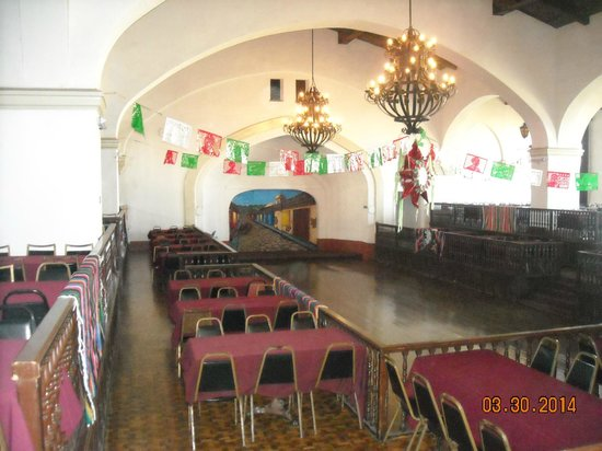 Cultural Center of Ensenada : One of the meeting rooms