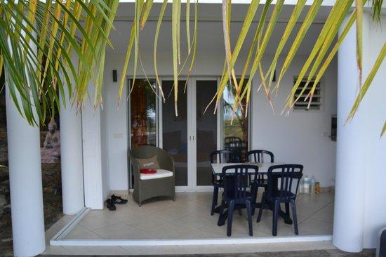 Au Coeur Caraibe: bungalow steeve