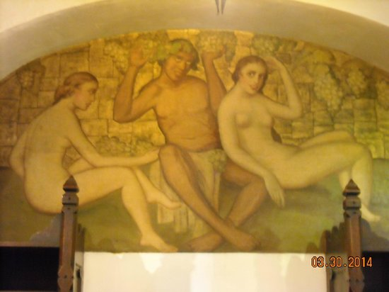 Cultural Center of Ensenada : Another mural
