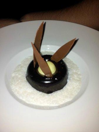 Victoria Hall : Dessert au chocolat, excellent