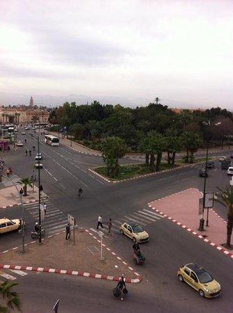 Mogador Express Bab Doukkala: view!