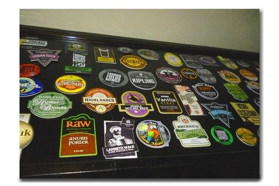 North By North West Pub: ..they have had a good selection in the past as well...