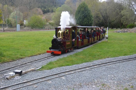 Conwy Valley Railway Museum & Model Shop : A Great Train 1