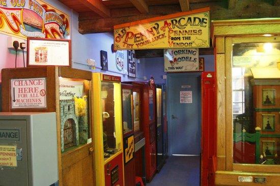 Rye Heritage Centre: Slot machines