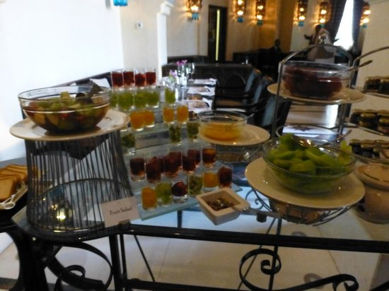 Sofitel Legend Old Cataract Aswan: Breakfast!