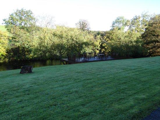 Ardilaun Guesthouse: Back yard