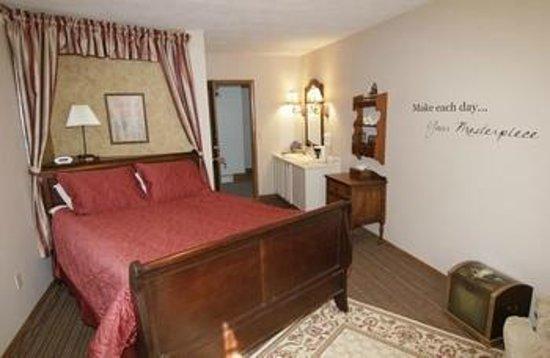 داي هيمات كنتري إن: Room #2.