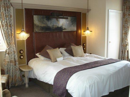 Hotel Ryde Castle: Room 10 - Double en-suite