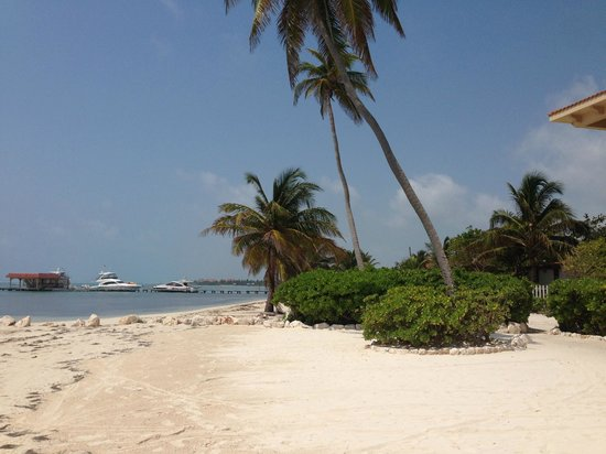 Coco Beach Resort: Beach