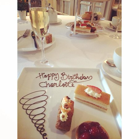 The Kensington: Happy birthday to me!