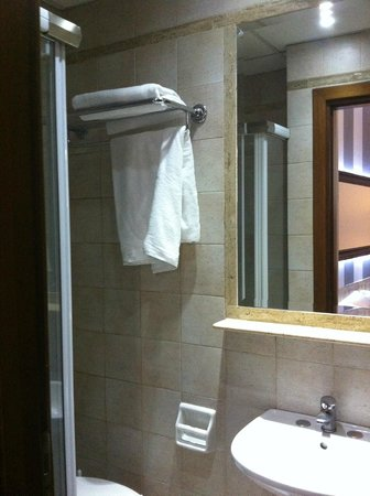 Hotel Center 1 : Bathroom
