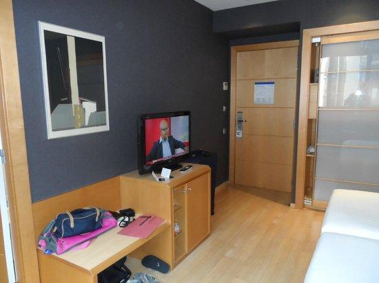 Barcelona Universal Hotel: Inside room