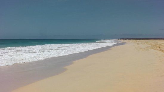 Hotel Riu Touareg : beautiful beach