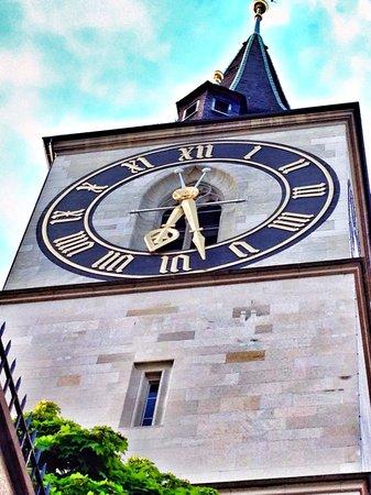 Altstadt: Цюрих