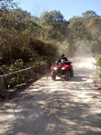 Estigo Tours: Touring the countryside in ATV