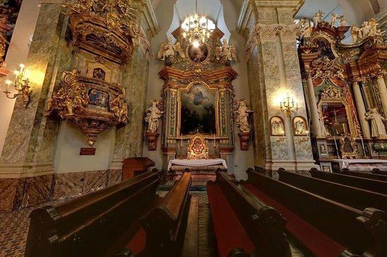 Belvarosi Szent Anna Templomigazgatosag : Downtown Szent Anna Templom