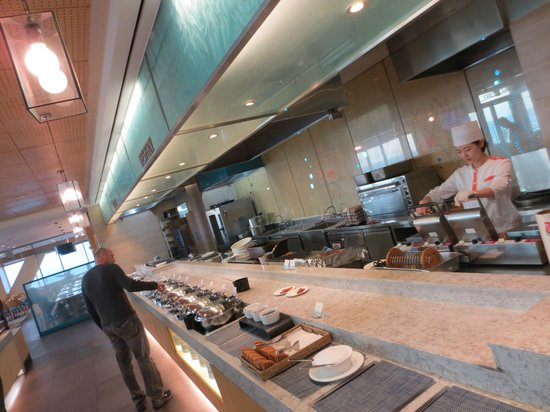 Hanwha Resort Haeundae Tivoli: Breakfast Buffet