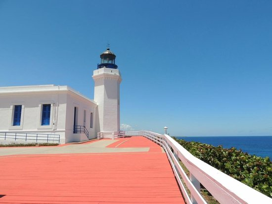 Arecibo Lighthouse & Historical Park: Faro