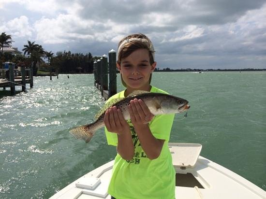 CB's Saltwater Outfitters: Big Lonely Trout - released