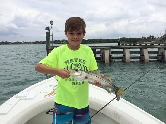 CB's Saltwater Outfitters: Nice Snook - released