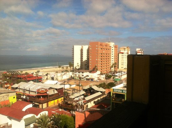 Hotel Festival Plaza: View from room 809