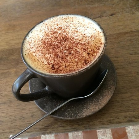 Restaurant Minuet: Cappuccino