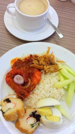 Sunway Hotel Georgetown Penang: Breakfast Buffet